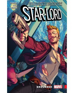 Star-Lord Grounded