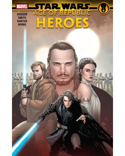 Star Wars Age of the Republic. Heroes
