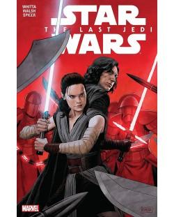 Star Wars The Last Jedi Adaptation