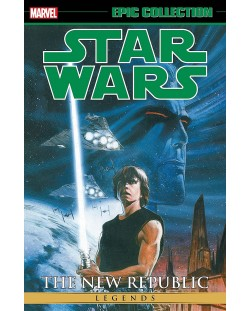 Star Wars Legends Epic Collection. The New Republic, Vol. 4