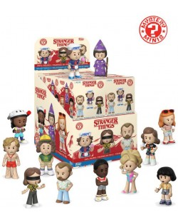 Мини фигура Funko: Stranger Things - Mystery Mini Blind Box