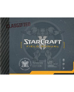 StarCraft: Field Manual (Hardcover)