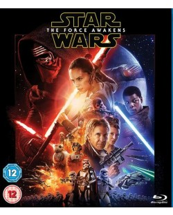 Star Wars: Episode VII - The Force Awakens - 2 диска (Blu-Ray)