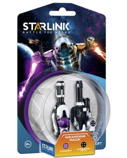 Starlink: Battle for Atlas - Weapon Pack, Crusher & Shredder