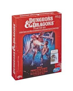 Ролева игра Stranger Things Dungeons & Dragons Starter Set