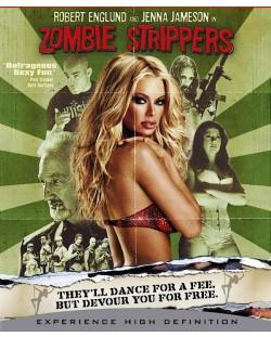 Стриптизьорки зомбита (Blu-Ray)