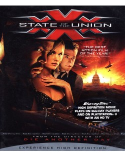 xXx: State of The Union (Blu-Ray)