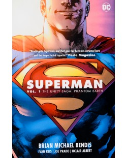 Superman, Vol. 1: The Unity Saga: Phantom Earth