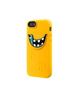 SwitchEasy Monsters Freaky за iPhone 5 -  жълт