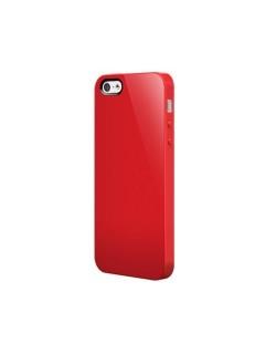 SwitchEasy Nude за iPhone 5 -  червен