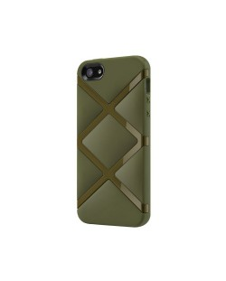 SwitchEasy Bonds Grenade Green за iPhone 5 -  зелен