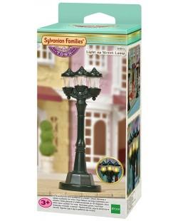 Фигурка за игра Sylvanian Families Town - Улична лампа