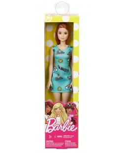 Кукла Mattel Barbie - Синя рокля