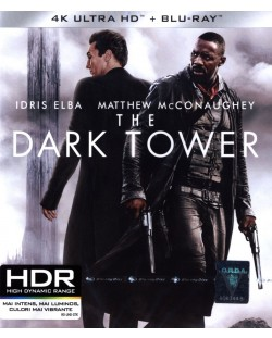 Тъмната кула (Blu-Ray 4K UHD)