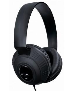 Слушалки TDK MP100 - черни