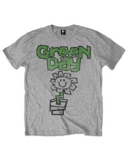 Тениска Rock Off Green Day - Flower Pot