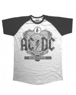 Тениска Rock Off AC/DC - Black Ice