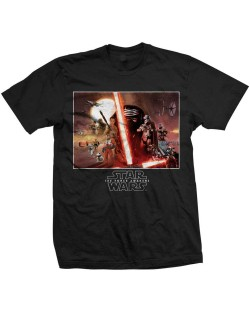 Тениска Rock Off Star Wars - Episode VII Collection