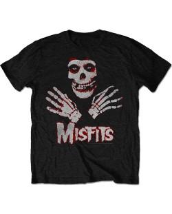 Тениска Rock Off The Misfits - Hands