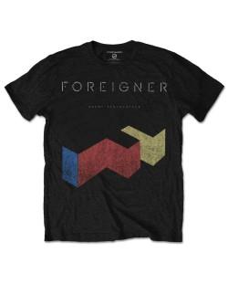 Тениска Rock Off Foreigner - Vintage Agent Provocateur