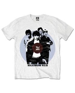 Тениска Rock Off The Who - Maximum R&B ( Pack)