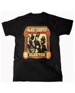 Тениска Rock Off Alice Cooper - Elected Band
