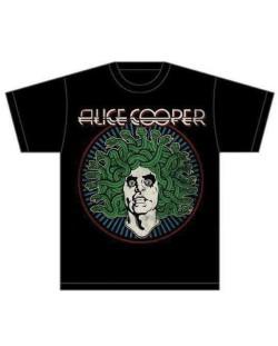 Тениска Rock Off Alice Cooper - Medusa Vintage