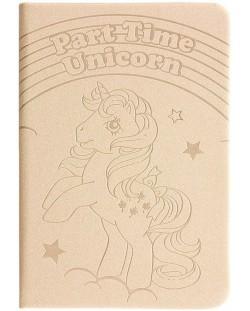 Тефтер Pyramid My Little Pony A6 - Part Time Unicorn