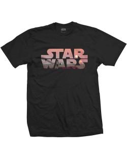 Тениска Rock Off Star Wars - Tatooine Logo