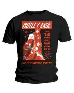 Тениска Rock Off Motley Crue - Whisky A Go Go