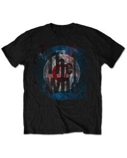 Тениска Rock Off The Who - Target Texture