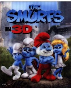 Смърфовете 3D + 2D (Blu-Ray)