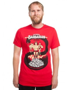 Threadless The Barbarian - мъжка L