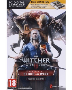 The Witcher 3: Wild Hunt - Blood & Wine (PC)