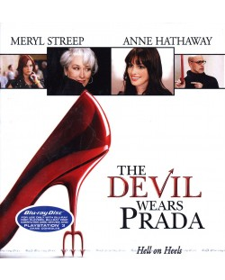 Дяволът носи Прада (Blu-Ray)