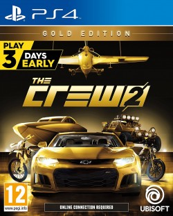 The Crew 2 Gold Edition (PS4)