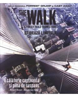 The Walk: Живот на ръба 3D (Blu-Ray)