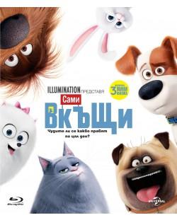 Сами вкъщи (Blu-Ray)