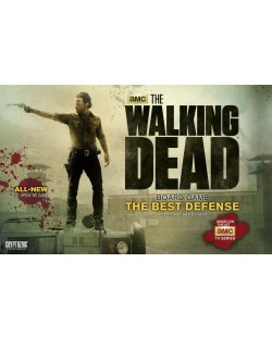 Настолна игра The Walking Dead - The Best Defense