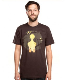 Threadless Big Bird - XL