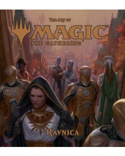 The Art of Magic The Gathering: Ravnica