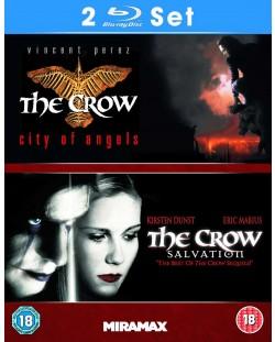 Crow 2 - 3 (Blu-Ray)