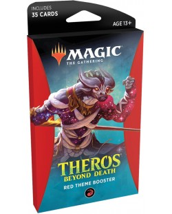 Magic the Gathering - Theros Beyond Death Theme Booster Red