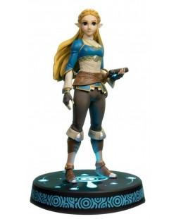 Статуетка First 4 Figures - The Legend of Zelda Breath of the Wild - Zelda Collector's Edition, 23cm