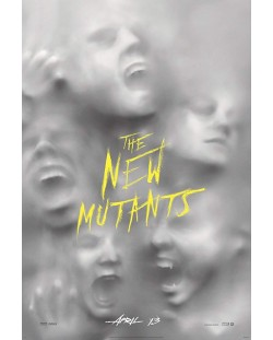 Новите мутанти (DVD)