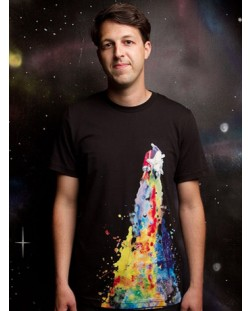 Threadless Space Needs Color - мъжка S