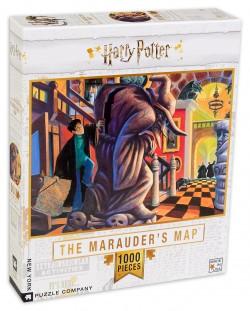 Пъзел New York Puzzle от 1000 части - The Marauders Map