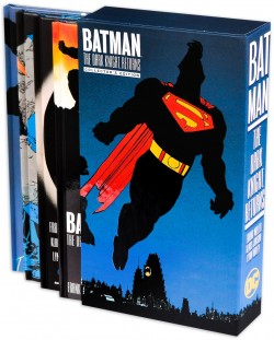 The Dark Knight Returns Slipcase Set (комикс)