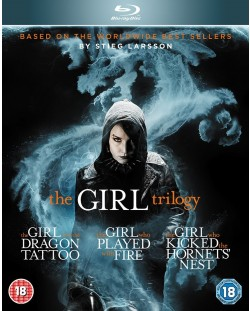 The Girl Trilogy (Blu-Ray)