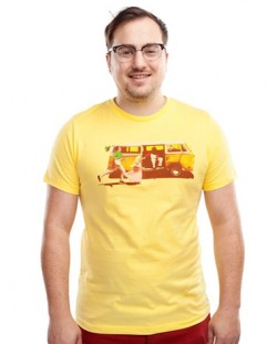 Threadless Sunshine - мъжка S